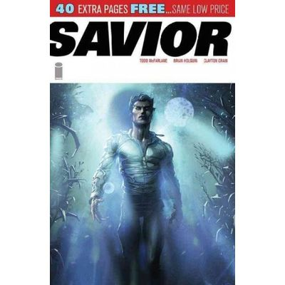 Savior - The Complete Collection