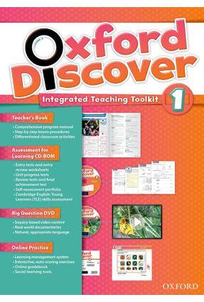 Oxford Discover 1 - Integrated Teaching Toolkit - Oxford pdf epub