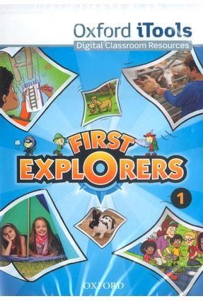 First Explorers - Level 1 - Itools + DVD-ROM - Editora Oxford   Hoshan.org