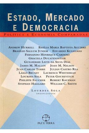 Estado Mercado e Democracia - Sola,Lourdes   Tagrny.org