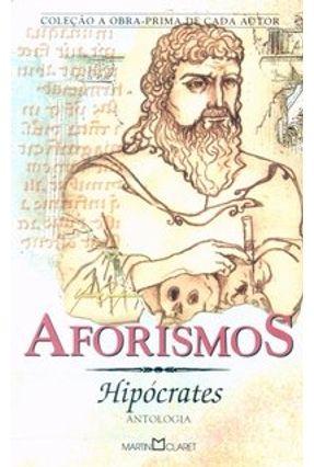 Aforismos - Col. A Obra Prima de Cada Autor - Hipócrates pdf epub