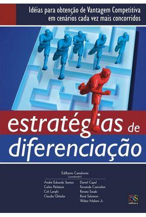 Estratégias de Diferenciação - Camalionte,Edilberto | Tagrny.org