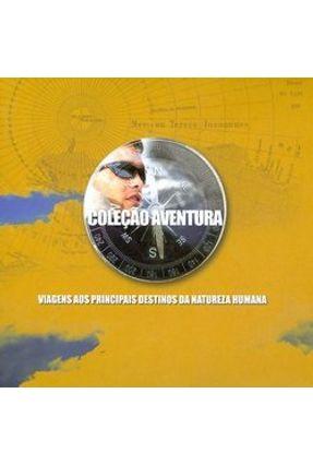 Edição antiga - Box com 4 Volumes - Col. Aventura - Integrare Editora   Hoshan.org