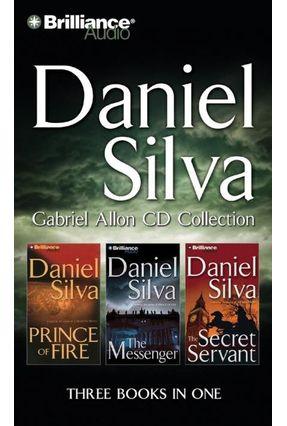 Daniel Silva Gabriel Allon CD Collection - Silva,Daniel Various Authors | Nisrs.org