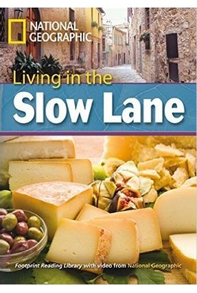 Footprint Reading Library - Level 8  3000 C1 - Living In The Slow Lane - American English + Multirom - Waring,Rob | Nisrs.org