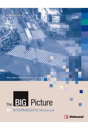 The Big Picture Intermediate B1 - Workbook + Student's Audio CD - Jones,Ceri Goldstein,Ben | Nisrs.org