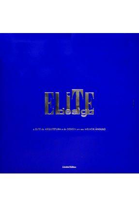 Usado - Elite Design - A Elite da Arquitetura e do Design Em Seu Melhor Ângulo - Vol. 9