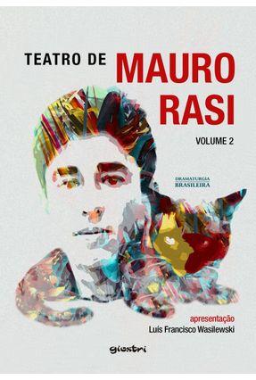 Teatro de Mauro Rasi - Vol. 2 - Rasi,Mauro   Tagrny.org