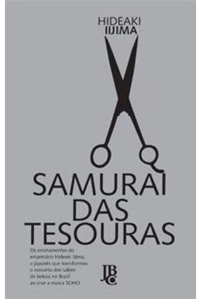 Edição antiga - Samurai das Tesouras - Iijima,Hideaki   Tagrny.org