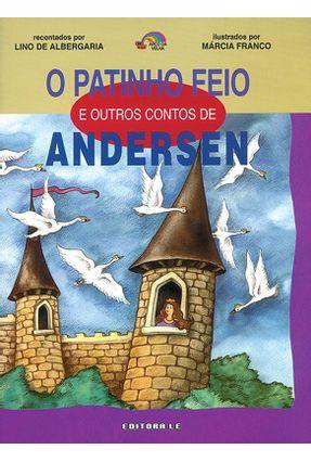 O Patinho Feio e Outros Contos de Andersen - Albergaria,Isalino Silva de | Hoshan.org