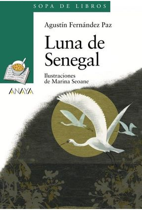 Luna De Senegal - Fernández Paz,Agustín   Tagrny.org