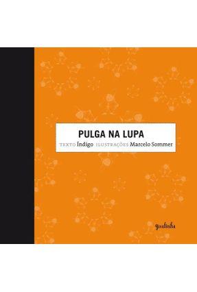 Glauber e Hilda em : Pulga na Lupa - Col. Costurando Histórias - Índigo | Nisrs.org