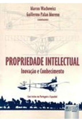 Propriedade Intelectual - Wachowicz,Marcos   Hoshan.org