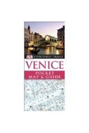 Venice Pocket Map & Guide - Kindersley,Dorling | Hoshan.org