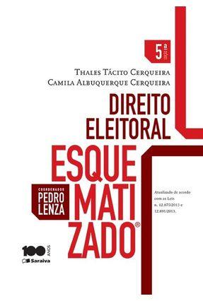 Usado - Direito Eleitoral Esquematizado - 5ª Ed. 2015