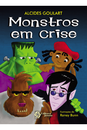 Monstros Em Crise - Goulart,Alcides   Hoshan.org