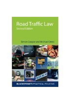 Road Traffic Law - Cooper,Simon | Hoshan.org