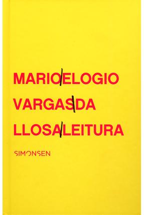 Edição antiga - Elogio da Leitura - Llosa,Mario Vargas   Hoshan.org