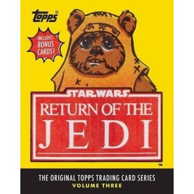 Star Wars Return Of The Jedi -The Original Topps Trading Card Series Vol. 3