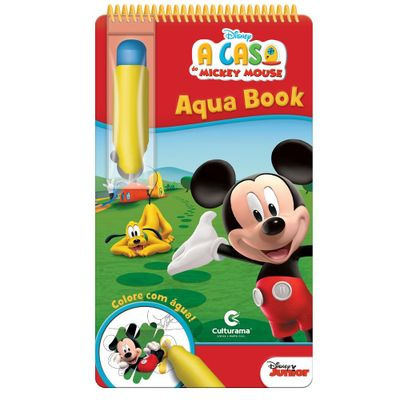Aquabook Mickey