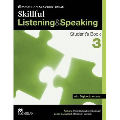 Skillful 3- Listening & Speaking - Student´S Book With Digibook Access