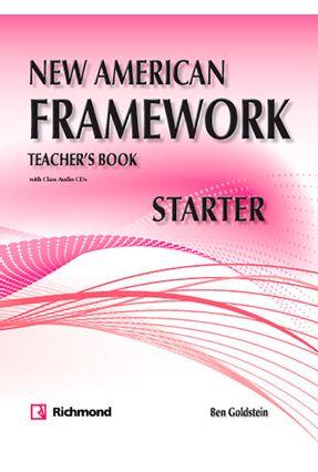 New American Framework Starter - Teacher's Book - 2ª Ed. 2011 - Ben Goldstein   Tagrny.org