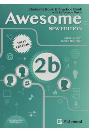 Awesome Update 2B - Student Book - Richmond   Hoshan.org