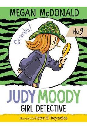 Judy Moody, Girl Detective - McDonald,Megan McDonald,Megan | Nisrs.org