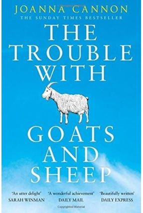 The Trouble With Goats And Sheep - Cannon,Joanna | Tagrny.org