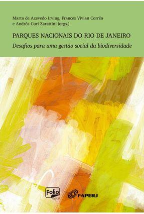 Parques Nacionais do Rio de Janeiro - Desafios Para Uma Gestão Social da Biodiversidade - Irving,Marta de Azevedo | Hoshan.org
