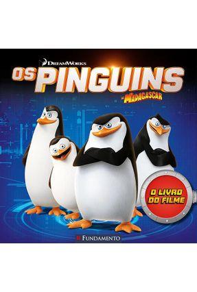 Os Pinguins de Madagascar - Editora Fundamento   Hoshan.org