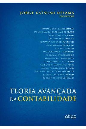 Teoria Avançada da Contabilidade - Niyama,Jorge Katsumi pdf epub
