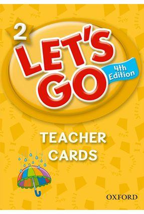 Let's Go 2 - Teacher Cards - 4ª Ed. - Editora Oxford   Tagrny.org