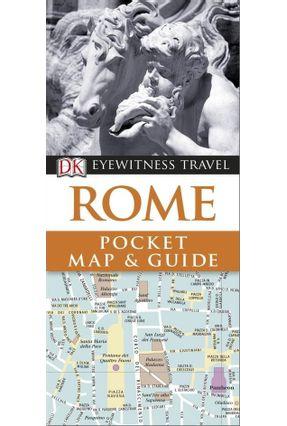 Dk Eyewitness Pocket Map And Guide - Rome - Dk | Hoshan.org