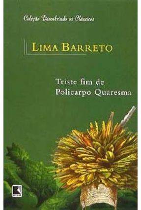 Triste Fim de Policarpo Quaresma - C.descobri - Barreto,Lima pdf epub