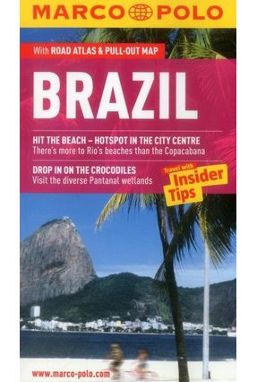 Brazil - Marco Polo Pocket Guide - Polo,Marco | Tagrny.org