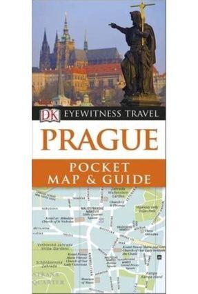 Dk Eyewitness Pocket Map And Guide - Prague - Dk pdf epub