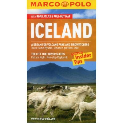 Iceland - Marco Polo Pocket Guide