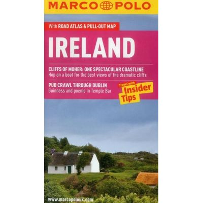 Ireland - Marco Polo Pocket Guide