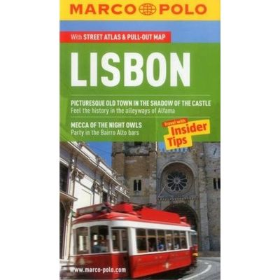 Lisbon - Marco Polo Pocket Guide