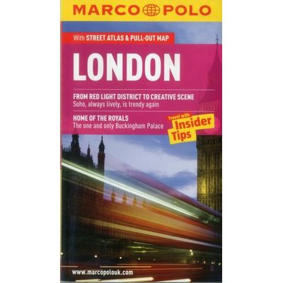 London - Marco Polo Pocket Guide