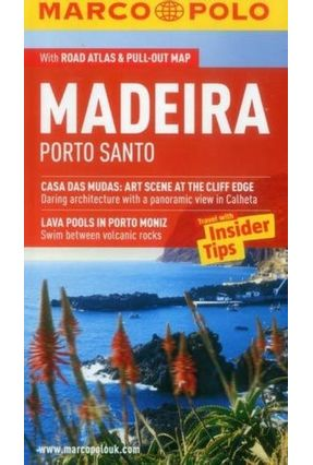Madeira - Marco Polo Pocket Guide - Polo,Marco | Tagrny.org