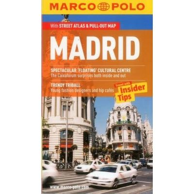 Madrid - Marco Polo Pocket Guide
