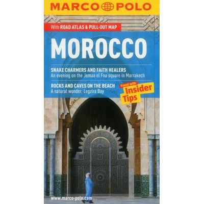 Morocco - Marco Polo Pocket Guide