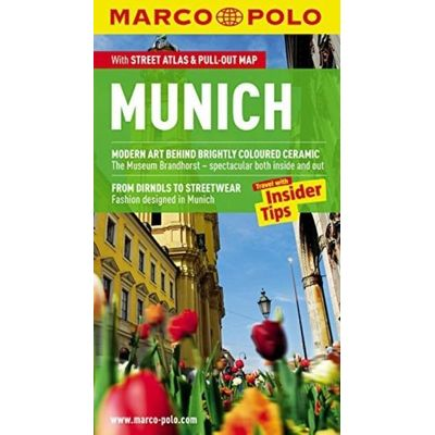 Munich - Marco Polo Pocket Guide