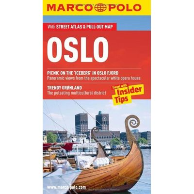 Oslo - Marco Polo Pocket Guide