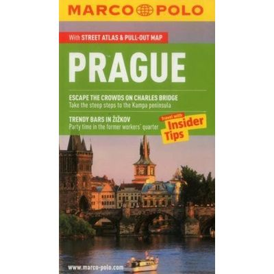 Prague - Marco Polo Pocket Guide