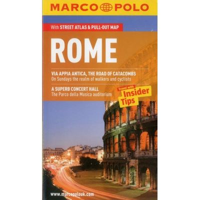 Rome - Marco Polo Pocket Guide