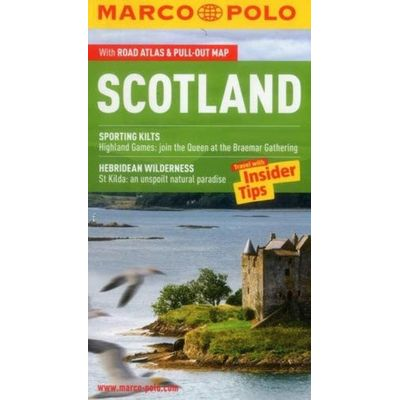 Scotland - Marco Polo Pocket Guide