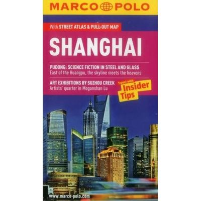 Shanghai - Marco Polo Pocket Guide